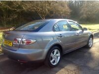 Mazda 6 54plate 1 owner from new *** 18000 miles *** mot September tax March