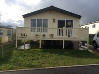 Willerby Clearwater Lodge 2014. Size 40ft & 20ft, 12 month holiday park.