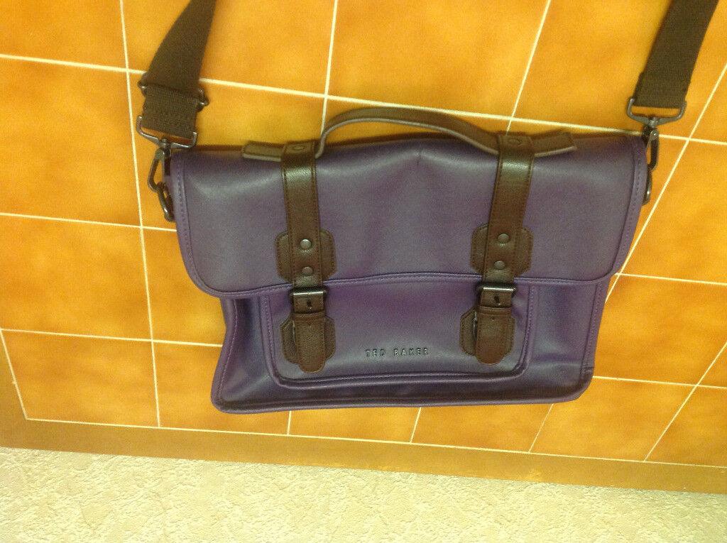 Genuine Ted Baker Satchel Bag