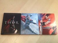 Multiple Steel books for sale, used to collect now I have gone all digital