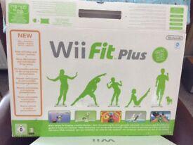 Wii fit plus & Wii sports resort pak