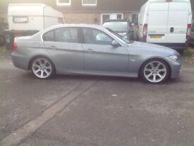BMW 330D M sport, 8 months MOT, new tyres. Lovely car.