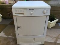 8Kg Condensor Tumble Dryer In Excellent Condition (Can Deliver If Required)