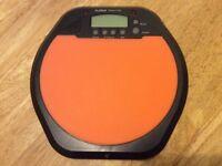 Drum pad practice DN LCD Digital Drum Practice Exercise Drummer Training Pad Metronome Drum