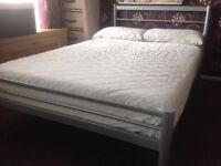 Small Double Bed Frame (4ft)