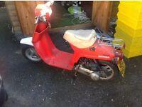 Honda melody scooter