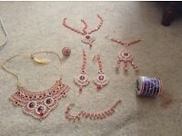 Asian bridle jewellery