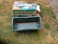 Maxi Lawn Spreader (unused)