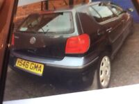 This is in good condition. MOT expires 26oct done 2000 miles since last MOT small bump to door