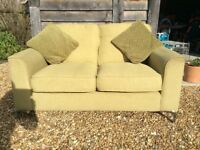 Small Two Seater Sofa (1550cm long)