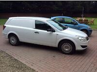 2010 10 vauxhall Astra cdti diesel van mint condition NO VAT may px