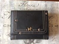 *New* Radley Black Leather Purse