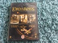 Lord of the rings The motion picture trilogy