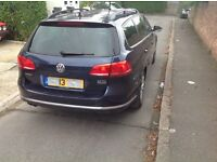 VW Passat 2.0 tdi 2013 sat nav parking camera highline