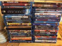 46 American blu-rays for sale + 4 seasons of dexter