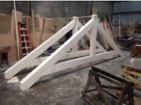 Glulam Beams, Structural, Timber Beam