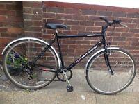 Mans BSA Westcoast Town Bike 5 Sp