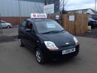 2008 08 CHEVROLET MATIZ 1.0 FULL MOT 6 MONTHS WARRANTY IDEAL 1st CAR £995