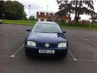 Volkswagen Bora 1.6 SE 4dr, LONG MOT, RECENTLY FULLY SERVICED WITH MOT