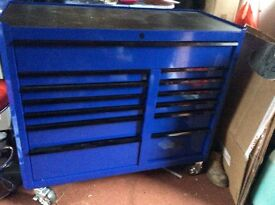Mac toolbox 13 drawers. Brand new. £900 Ono. Collect Craster