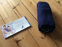 Brand new Babasling baby carrier. Navy blue