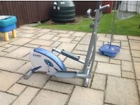 York Inspiration Cross Trainer. 3 year old. Excellent condition rarely used. £50 Ono . Portadown.