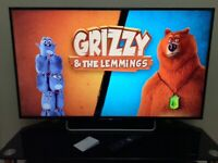 """48"""" SONY BRAVIA SMART LED TV BUILT IN WI-FI, NETFLIX, AMAZONE PRIME, ETC EXCELLENT CONDITION"""