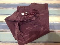 Ladies new waterproof trousers size small
