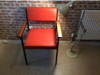 Retro remploy home office desk chair