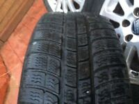 Volvo Alloys and winter tyres