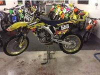 Rmz 250 fresh in today!!!! Loads of trick bits loads of spares jested serviced!!!!