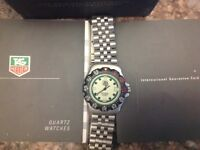 Tag Heuer Vintage Formula 1 in Excellent Condition (rare luminus face)