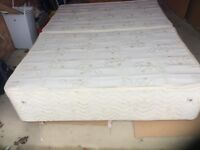 Double bed base king size