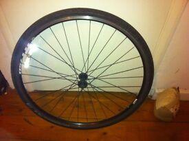 Bontrager complete 700c front wheel
