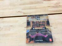 Electronic mixing audio books