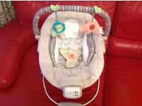 Comfort and Harmony Bouncer -Bright Starts