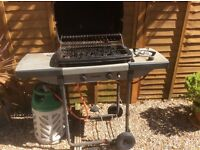 Fully working BBQ & Propane Gas Bottle