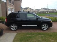 4x4 END of 2008 JEEP COMPASS SPECIAL EDITION PATROL MANUAL EXCELLENT