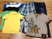 Bundle of boy clothes 7-8 year great condition