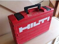 Hilti 3 phase drill thing.