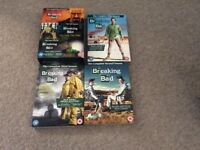 Breaking Bad DVDs For Sale. All Seasons 1-6