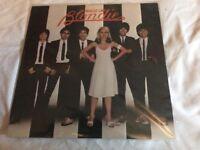 Blondie vinyl album