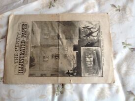 Penny Illustrated Newspaper and Illustrated Times. May 3rd 1884.