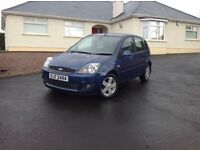 2008 Ford Fiesta 1.4 TDCi Zetec Blue Edition 5dr ++++ £30 road tax ++++