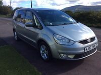 Ford Galaxy 2.0 diesel MVP 7 seater