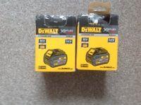 dewalt 54 volt drill etc