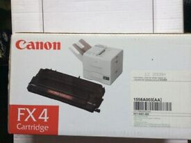 Canon FX4 Printer Cartridge