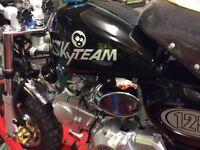 Monkey 125cc not Honda skyteam