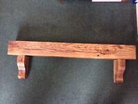 Solid Wood Mantle