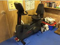 Lifecycle R9 Reclining Bike For Sale
